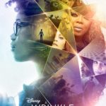 "Poster for the movie ""A Wrinkle in Time"""