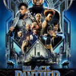 """Poster for the movie """"Black Panther"""""""
