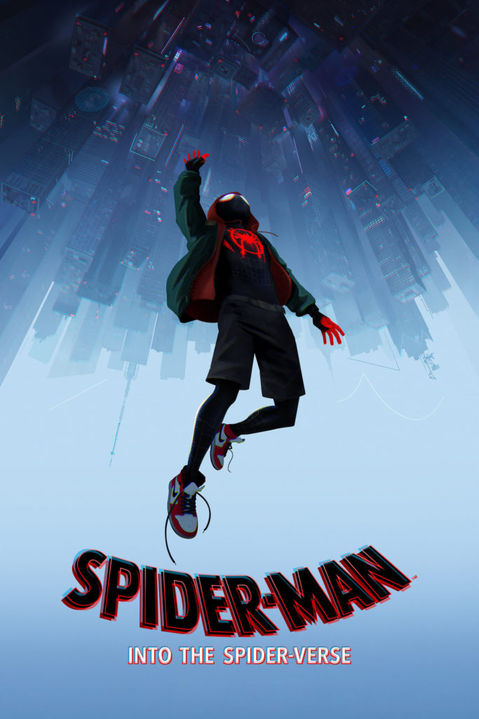 """Poster for the movie """"Spider-Man: Into the Spider-Verse"""""""