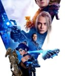 """Poster for the movie """"Valerian and the City of a Thousand Planets"""""""