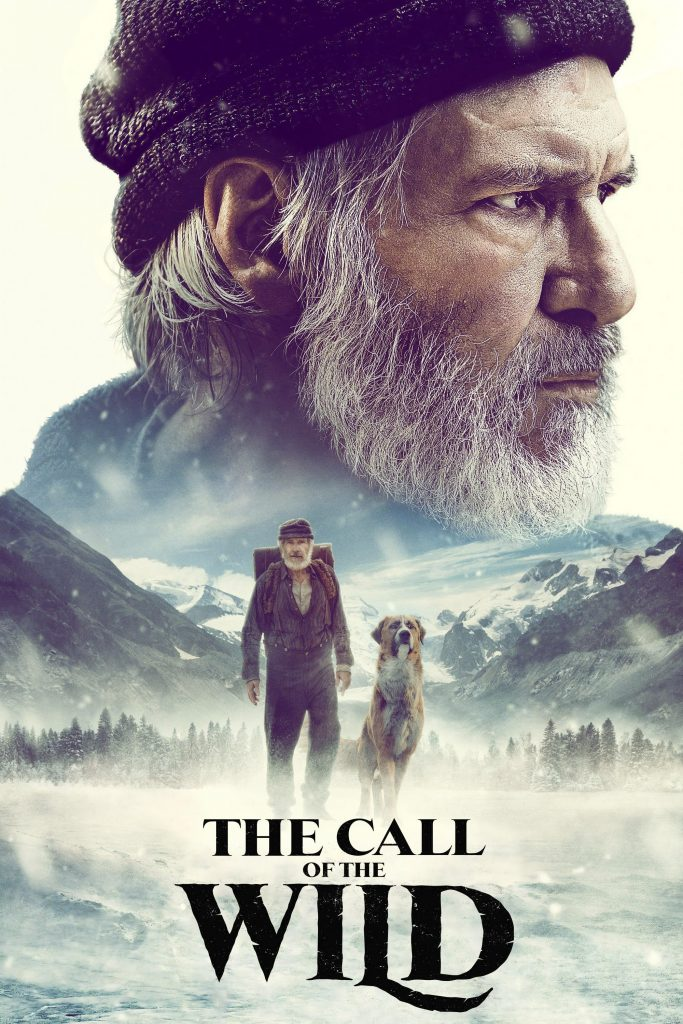 "Poster for the movie ""The Call of the Wild"""