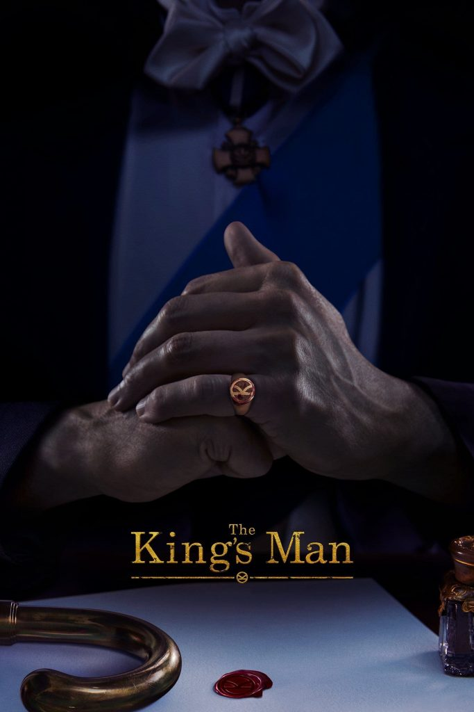 "Poster for the movie ""The King's Man"""