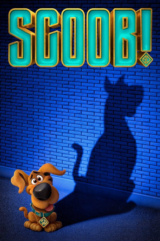 "Poster for the movie ""Scoob!"""